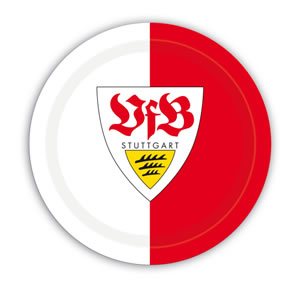 VfB Stuttgart Party Teller